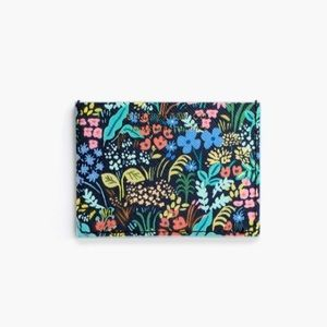 Anthropologie Floral Meadow Card Case (NWT)